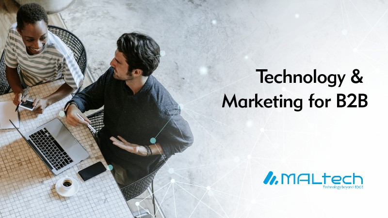 You are currently viewing Technology & Marketing for B2B