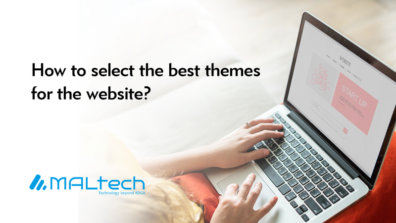 You are currently viewing How to select the best theme for the website?
