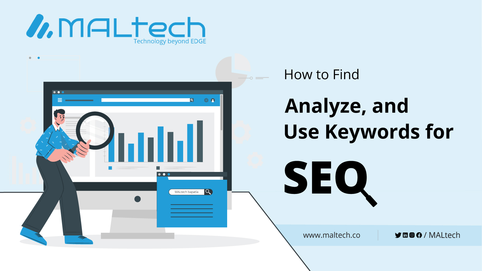 You are currently viewing How to Find, Analyze, and Use Keywords for SEO