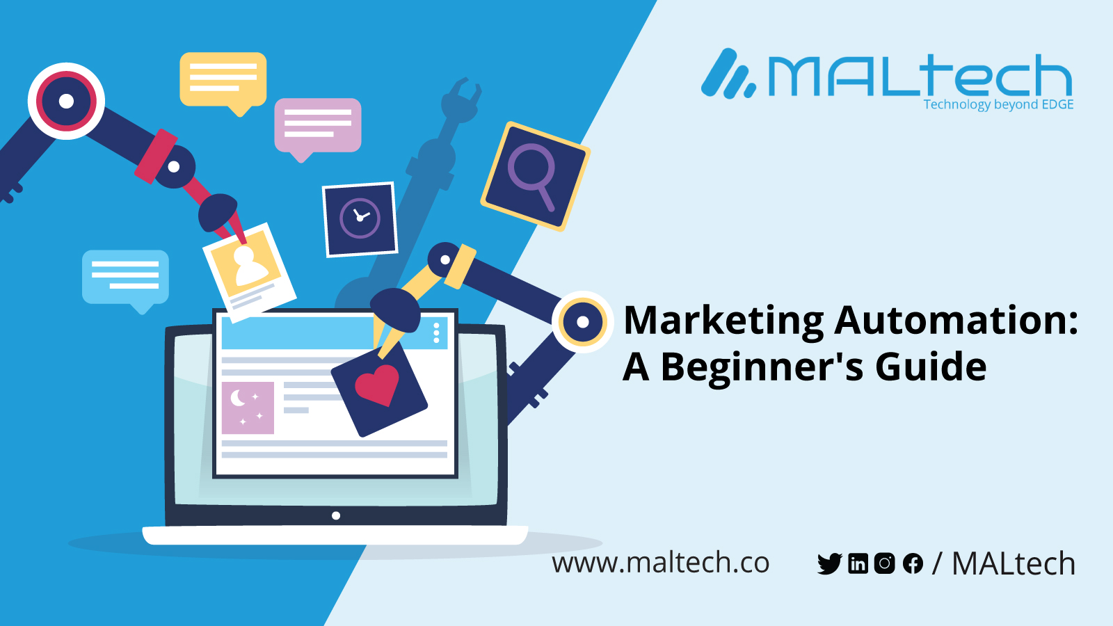 You are currently viewing Marketing Automation: A Beginner's Guide