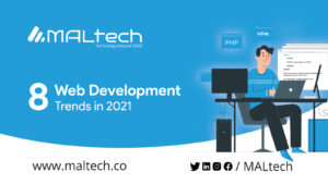 Read more about the article Top 8 Website Development Trends to know in 2021