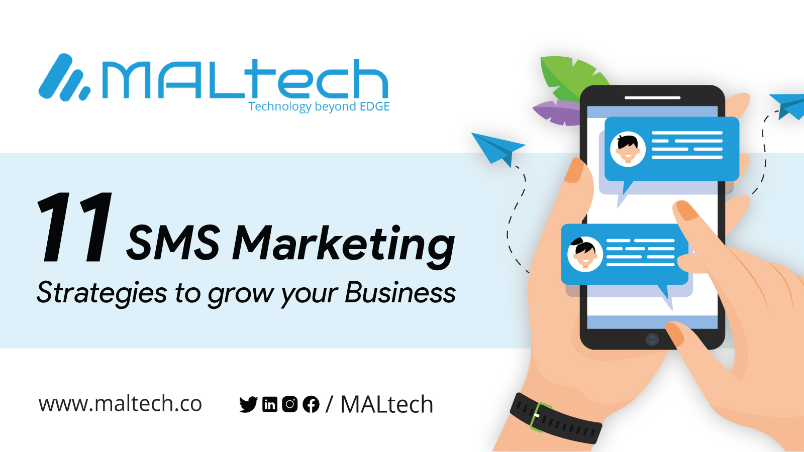 You are currently viewing 11 SMS Marketing Strategies to Grow your Business