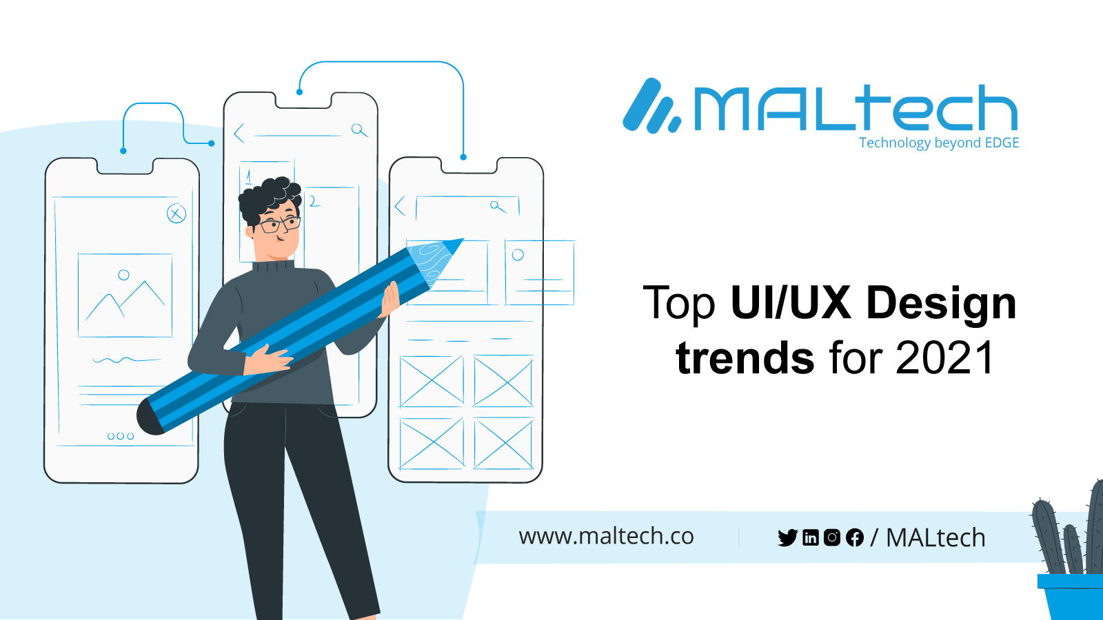 You are currently viewing Top UI/UX Design trends for 2021
