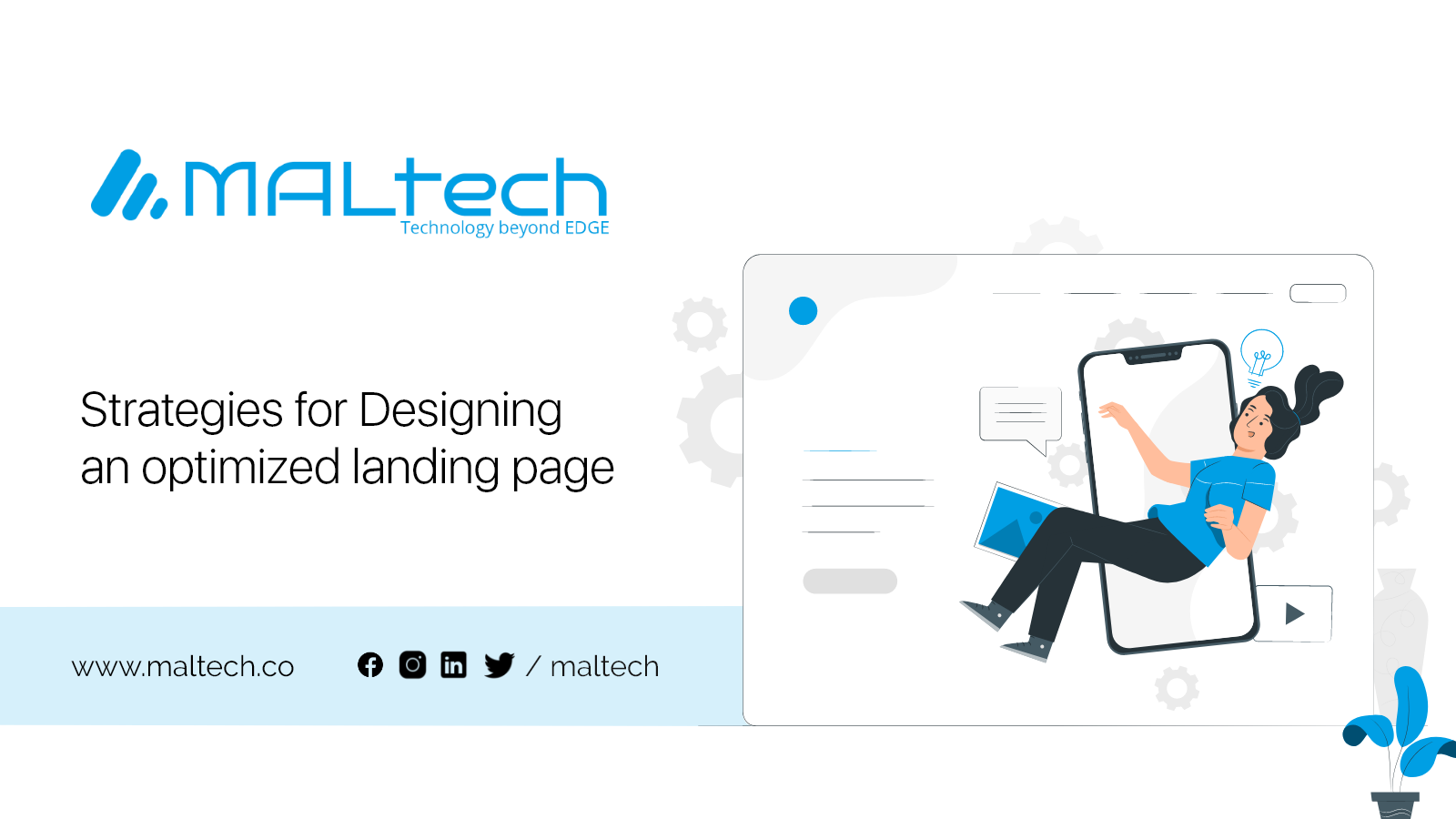 You are currently viewing How to design an optimized landing page