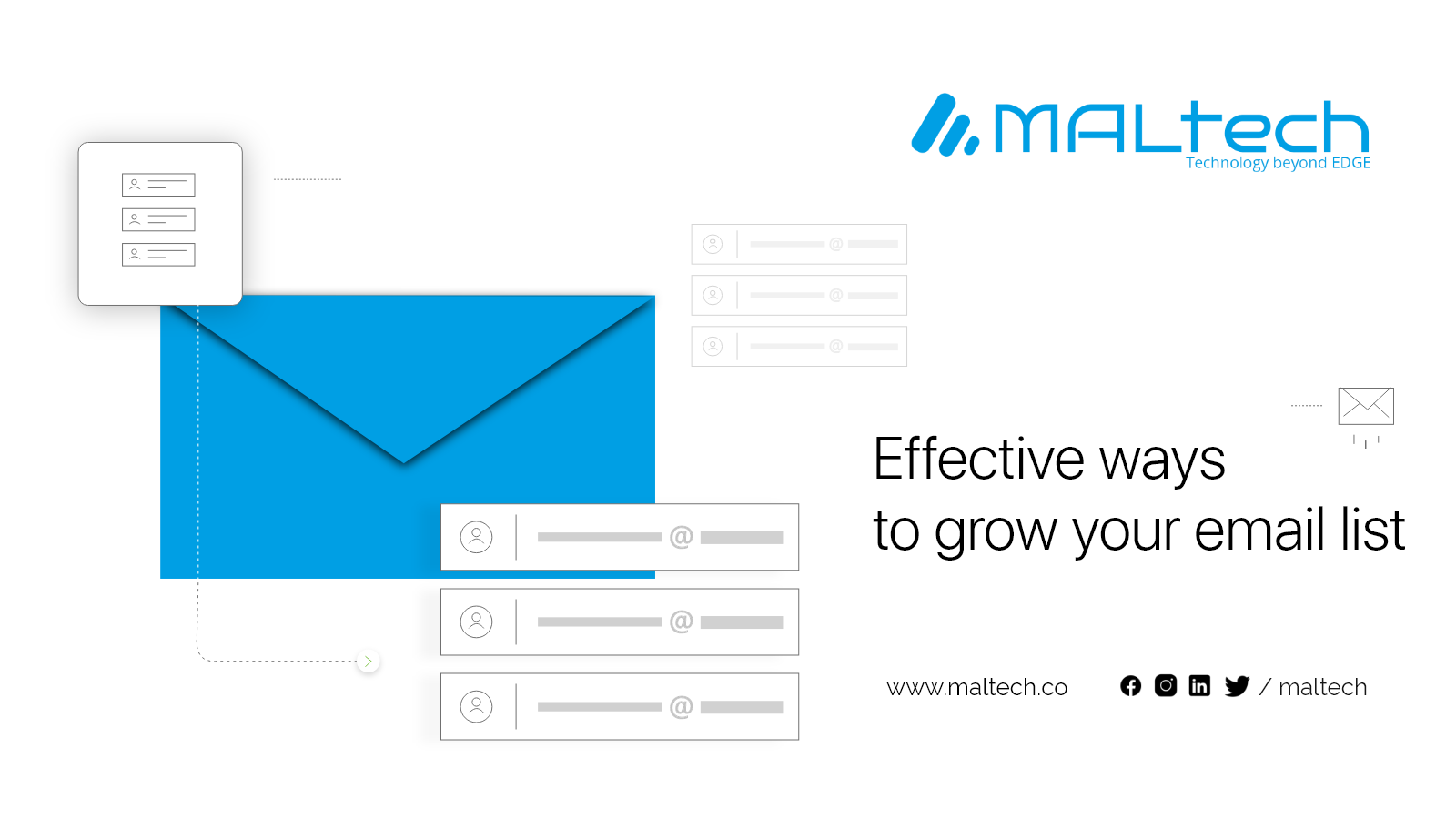 You are currently viewing Effective ways to grow your Email List
